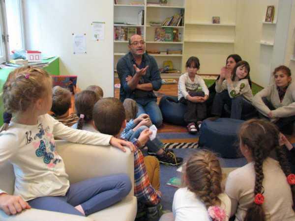 Дима Зицер: «Без книг жить можно. Смотреть только то, что выбрал родитель – вредно»