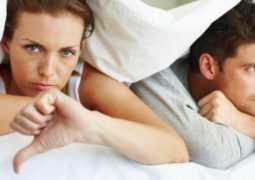Психологическая импотенция у мужчин: когда проблема в голове