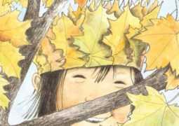 Как оформить гербарий и сделать венок из осенних листьев