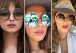 Женские солнцезащитные очки: тренды 2018