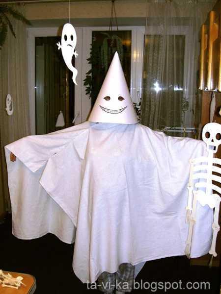 Как сделать костюм на Хэллоуин: идеи, шаблоны, образы на Хэллоуин