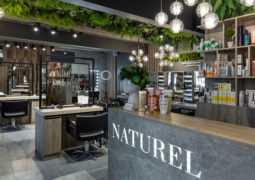 Лучшее мелирование от салона красоты Naturel