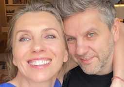 Светлана Бондарчук с мужем делятся кадрами с медового месяца