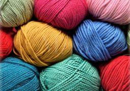 Виды пряжи для вязания