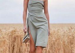 Фигура решает всё! Как выбрать летние женские платья?