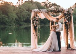 Оформление летней свадьбы — советы невестам